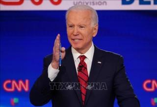 Bầu cử Mỹ 2020: Ông J.Biden sẵn sàng tranh luận trực tuyến với Tổng thống D.Trump