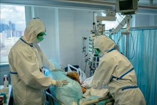 Nga, Ukraine và Belarus ghi nhận nhiều ca nhiễm mới virus SARS-CoV-2