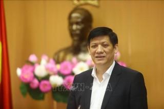 Hội nghị trực tuyến Bộ trưởng Bộ Y tế các nước ASEAN với Hoa Kỳ