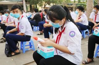 Thực hiện kế hoạch dạy học sau đợt nghỉ do dịch bệnh Covid-19