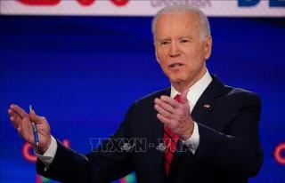 Ứng cử viên đảng Dân chủ J.Biden bác bỏ cáo buộc từng tấn công tình dục