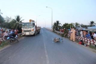 Tại nạn giao thông làm 2 người tử vong