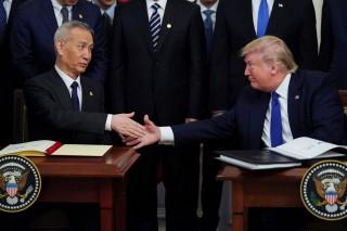 Mỹ tìm cách tăng cường trừng phạt kinh tế chống Trung Quốc