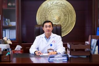 Công bố quyết định bổ nhiệm Thứ trưởng Bộ Y tế Trần Văn Thuấn