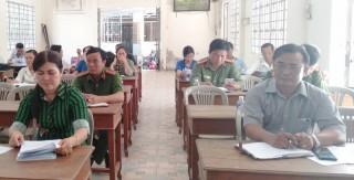 Hội Nông dân triển khai thực hiện mô hình Dân vận khéo cấp tỉnh