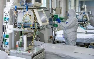 Nga tiếp tục ghi nhận số ca nhiễm virus SARS-CoV-2 ở mức cao