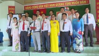 Đảng bộ xã An Thuận tổ chức Đại hội nhiệm kỳ 2020 - 2025