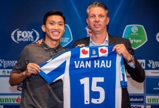 Nóng: Heerenveen đã gửi đề nghị tới CLB Hà Nội về Đoàn Văn Hậu
