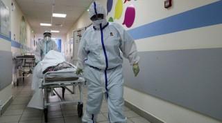 Nga đứng thứ 3 trên thế giới về số ca dương tính với SARS-CoV-2