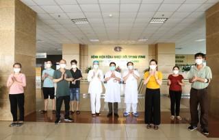 Thêm 7 ca khỏi, Việt Nam đã chữa thành công cho 90% bệnh nhân COVID-19