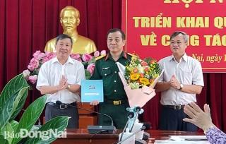 Ban Bí thư Trung ương Đảng chuẩn y nhân sự mới ở Đồng Nai, Bắc Ninh
