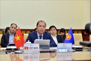 ASEAN 2020: Cuộc họp trực tuyến Quan chức cấp cao ASEAN