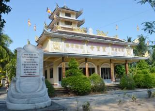 Những ngôi chùa lưu dấu cụ Phó bảng Nguyễn Sinh Sắc