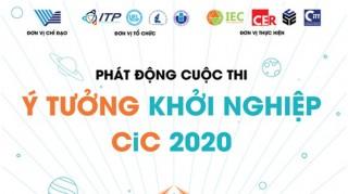 Cuộc thi Ý tưởng khởi nghiệp CiC 2020