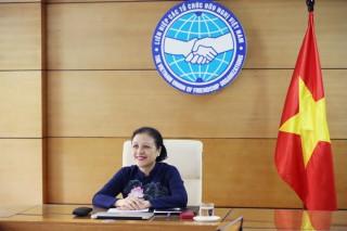 Hội nghị lãnh đạo các tổ chức hữu nghị nhân dân ASEAN-Trung Quốc