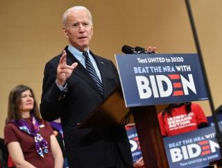 Ứng cử viên Tổng thống Mỹ Joe Biden phản đối kế hoạch của Israel sáp nhập Bờ Tây
