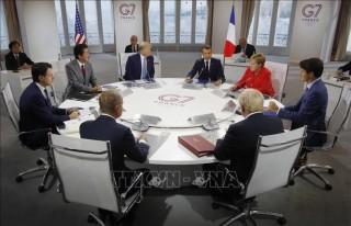 Mỹ xem xét tổ chức hội nghị thượng đỉnh G7 theo hình thức trực tiếp