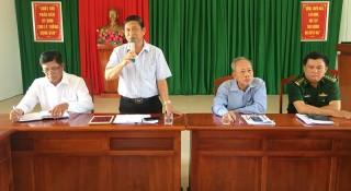 Họp liên tịch chuẩn bị Kỳ họp thứ 16, HĐND tỉnh khóa IX