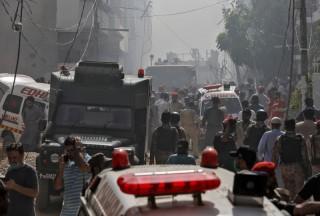 Chiếc máy bay rơi xuống khu dân cư tại Pakistan đã hoạt động 15 năm