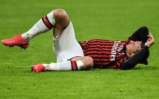 Ibrahimovic chấn thương nặng và có nguy cơ kết thúc sự nghiệp