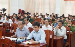 Hội nghị trực tuyến thông báo kết quả Hội nghị lần thứ 12 Ban Chấp hành Trung ương Đảng