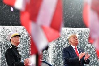 Tổng thống Trump chủ trương tổ chức Quốc khánh bất chấp dịch COVID-19