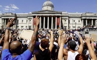 Sau Covid-19, Mỹ và châu Âu đối phó với biểu tình lan rộng