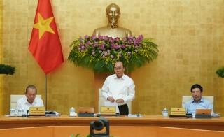 Chính phủ họp phiên thường kỳ tháng 5-2020