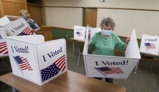 Bầu cử Mỹ 2020: Thủ đô Washington và 8 tiểu bang bầu cử sơ bộ
