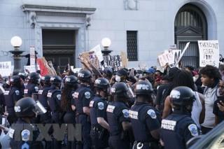 Thủ đô Washington DC của Mỹ tiếp tục duy trì lệnh giới nghiêm