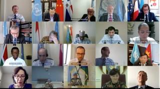 Lực lượng gìn giữ hoà bình Liên hợp quốc hỗ trợ ứng phó Covid-19