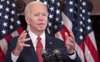 Ông Joe Biden chính thức đủ phiếu để trở thành ứng viên tổng thống của đảng Dân chủ