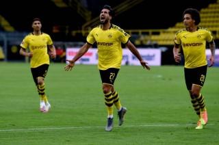 Thắng nhọc Hertha, Dortmund nuôi mộng vô địch Bundesliga