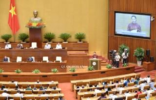 Thông cáo số 11 Kỳ họp thứ 9, Quốc hội khóa XIV