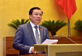 Trình Quốc hội dự thảo Nghị quyết về một số cơ chế, chính sách tài chính - ngân sách đặc thù đối với Thủ đô Hà Nội