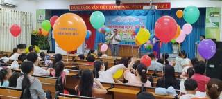 Công ty Điện lực Bến Tre tổ chức các hoạt động nhân Ngày quốc tế thiếu nhi 1-6