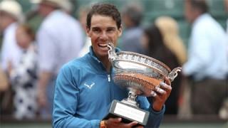 Nadal dư sức đoạt một Grand Slam mỗi năm