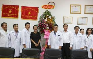 Bệnh viện Nguyễn Đình Chiểu khẳng định vị thế bệnh viện tuyến cuối