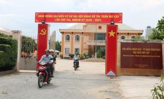 Thị trấn Mỏ Cày phấn đấu trở thành thị xã