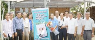 """Nhà báo Nguyễn Minh với """"Làng tôi những năm tháng cũ"""""""