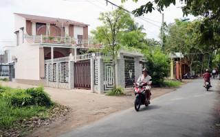 Cải thiện bộ mặt nông thôn thành phố