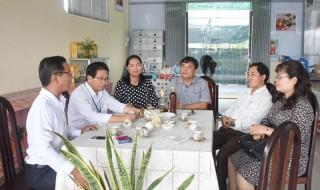 Viện Cây ăn quả miền Nam hợp tác sản xuất nông nghiệp hữu cơ