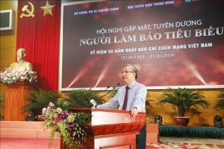 Báo chí cần thông tin trung thực về tình hình đất nước và thế giới, phù hợp với lợi ích của quốc gia, nhân dân