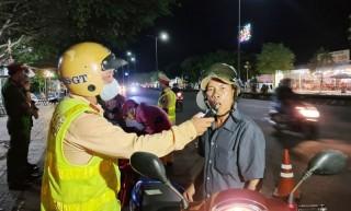 Tai nạn giao thông được kéo giảm qua 1 tháng ra quân tổng kiểm soát