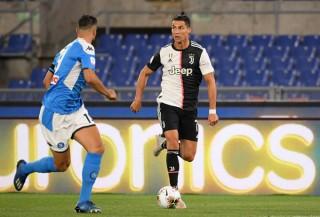 Ronaldo im tiếng, Juventus mất chức vô địch Coppa Italia