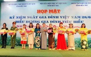 Sôi nổi hoạt động chào mừng Ngày Gia đình Việt Nam