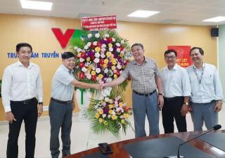 Thăm, chúc mừng cơ quan báo chí tại TP. Hồ Chí Minh