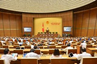 Thông cáo số 20 Kỳ họp thứ 9, Quốc hội khóa XIV