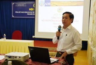 Tổng kết hoạt động giai đoạn 2013-2020 dự án hỗ trợ nông nghiệp các bon thấp