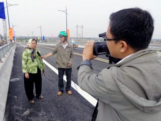 Hệ thống truyền thanh huyện Thạnh Phú nỗ lực trong công tác tuyên truyền